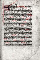 Maleore manuscript